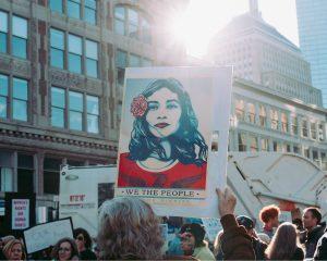 Symbool voor vrouwenrechten