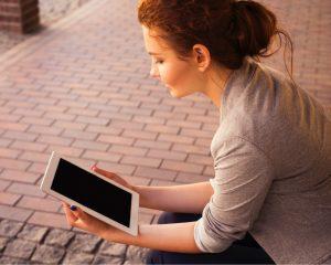 Nieuwe dingen leren op je iPad