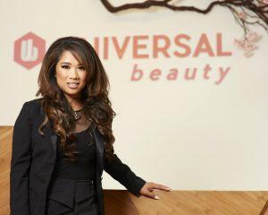 Girlboss Kimmylien Nguyen van Universal Beauty.