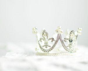 Deze kroon mag je opzetten als je alle details uit je eigen geheugenpaleis onthoudt.