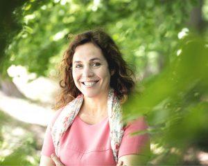 Powervrouw Annemarie van Doorn