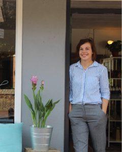 Manon van der Ende is oprichtster van NON pop-up.