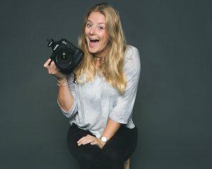 Marieke Zelisse heeft een droombaan als fotograaf