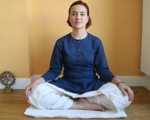 Raah Masha Otto richtte de Classical Hatha Yoga school Linga op.