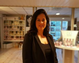 Girlboss Saskia van Ek-Lammers is eigenaresse van Beautyfarm LaSarel en LaLoNi Webdesign & Marketing