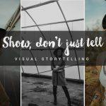 Bubbles & branding - visual storytelling