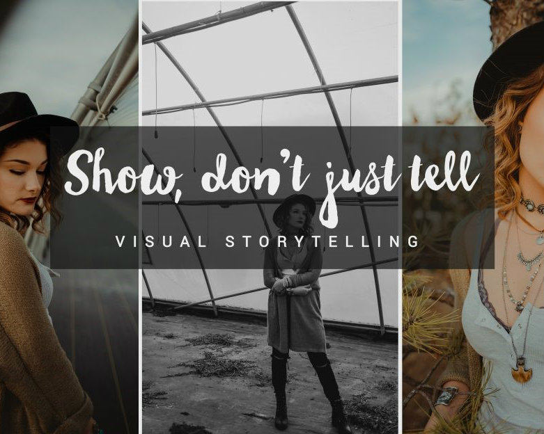 Bubbles & branding - visual storytelling