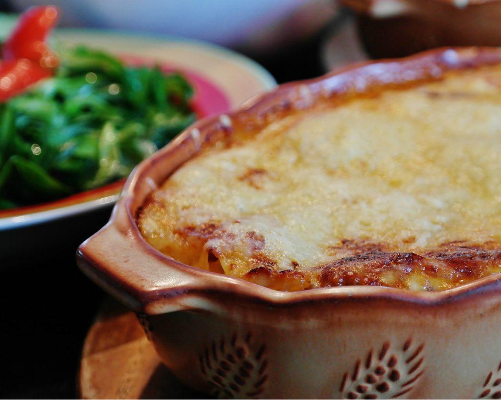 Recept voor een snelle vega moussaka tijdens de vleesloze week