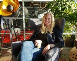 powervrouw Anja is de netwerkspecialist van rent24