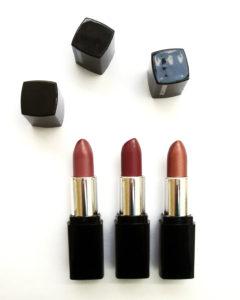 Deze kleuren lippenstift zijn geschikt voor op werk
