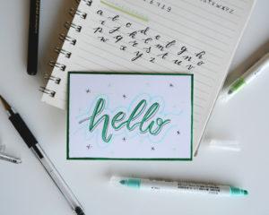 Wat zegt jouw handschrift?
