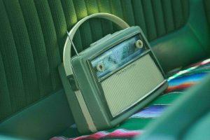 Radio uit de sixties