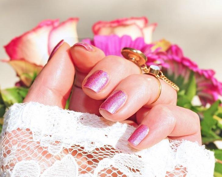 Mooie verzorgde handen