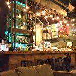 De bar in de Bajes
