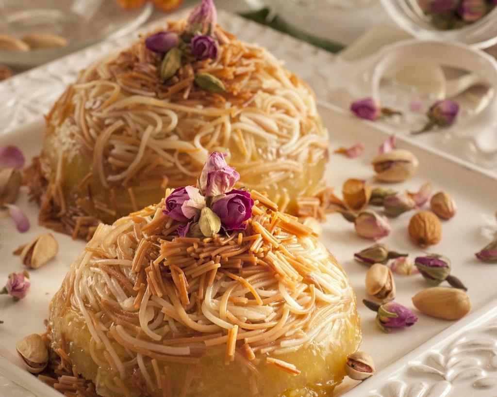 Afsluiting van de ramadan Het Suikerfeest