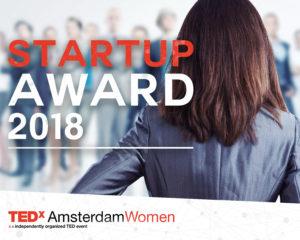 Tedx Startup Award: win een jaar lang coaching en meer