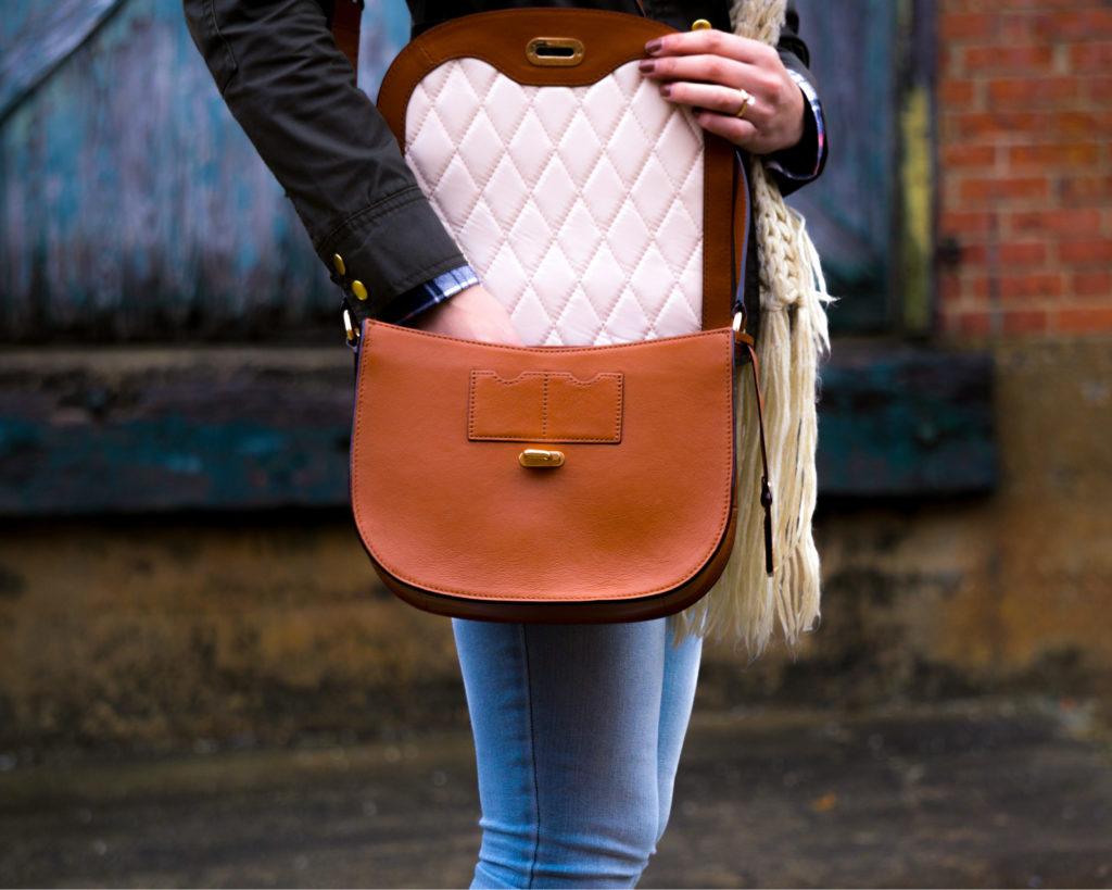 Een smart handbag voor vrouwen