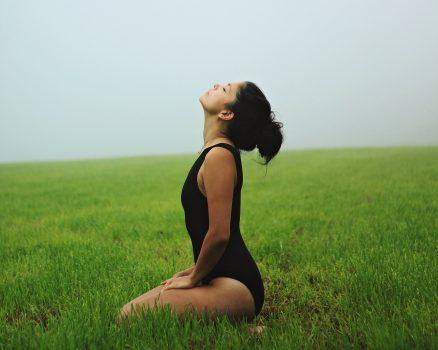 Steffy probeerde hot flow yoga.