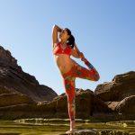 Steffy probeerde Kundalini yoga