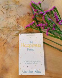 Recensie: Het Happiness Project - Gretchen Rubin