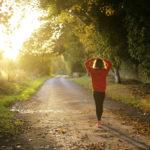 Neem een ochtendwandeling om je geest tot rust te brengen