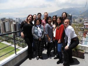 Rebecca is ervaringsdeskundige: een eigen business starten in Ecuador