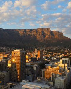 Kaapstad waar je zaken kunt doen met Zuid-Afrikanen