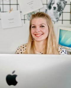 Claire Verbeek is de girlboss van Passion Support.