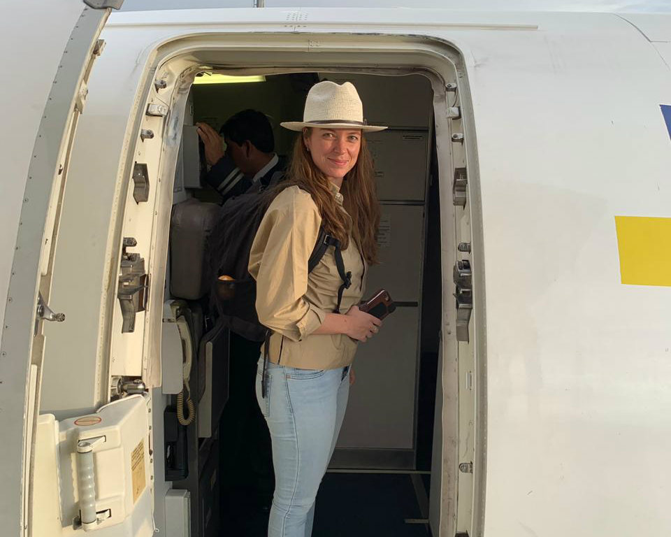 Rebecca Braak is de eigenaar van Rebecca Adventure Travel en EcuaFina.