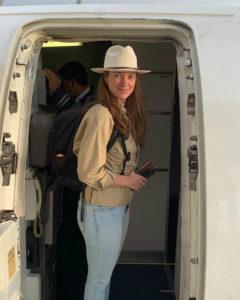 Rebecca Braak is de eigenaar van Rebecca Adventure Travel en EcuaFina.