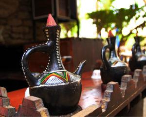 Ga voor een bijzondere Afrikaanse ervaring met je zakenpartner naar restaurant Semhar.